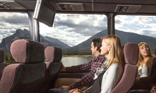 Location - Banff Airporter