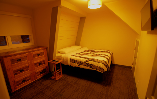 Two Bedroom Suite - Kids Loft Area