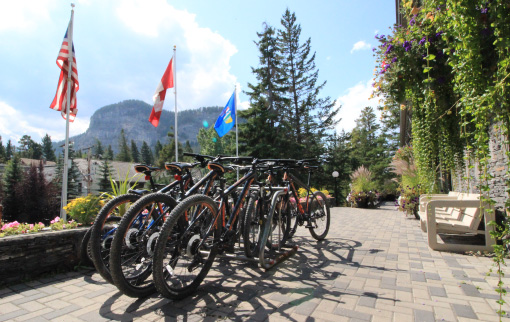 Amenities - Bike Rentals
