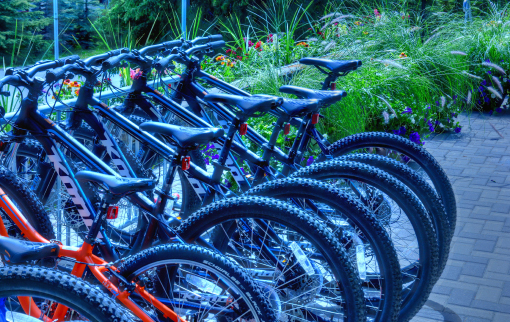 Bike Rentals - Tunnel Mountain Resort