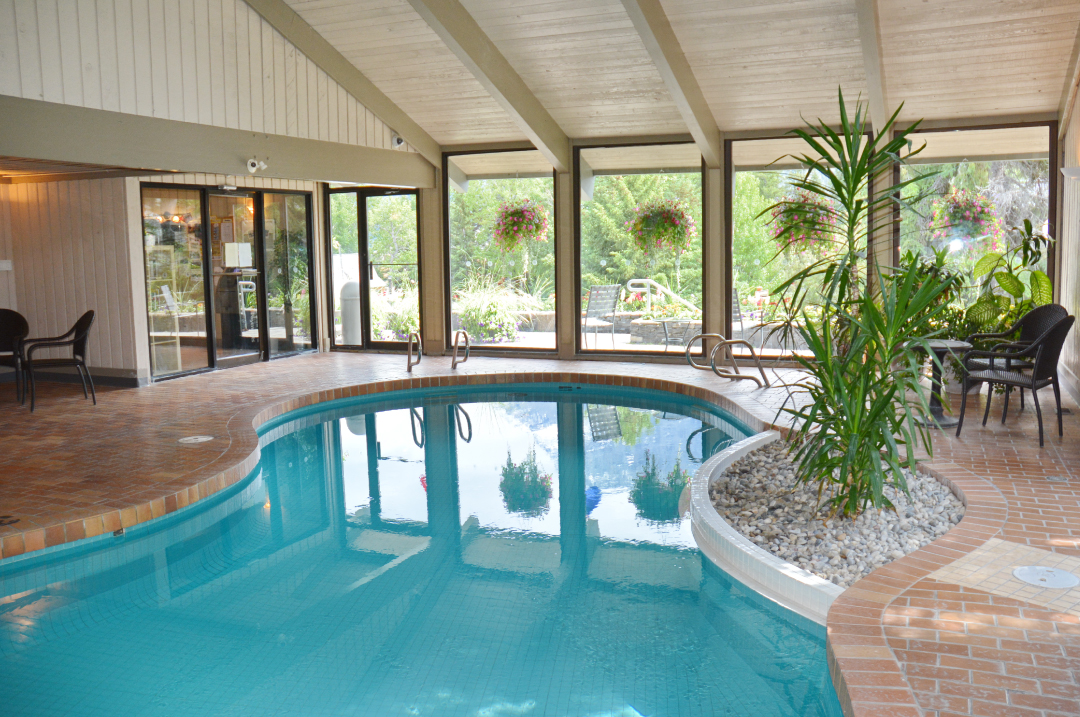 Indoor Pool - Amenities