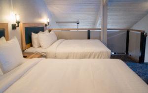 One Bedroom plus Loft