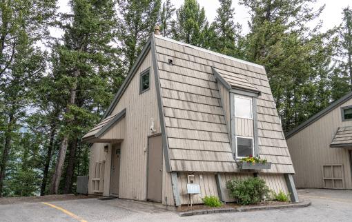 Mountain Cabin - Exterior