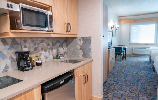 Superior Suite Kitchenette