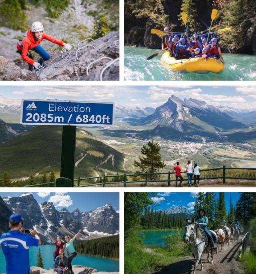Banff Summer Specials